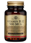 Vitamin B12 500 µg Vegetable Capsules