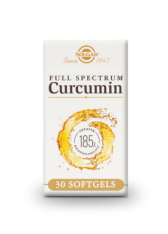 Full Spectrum Curcumin Softgels