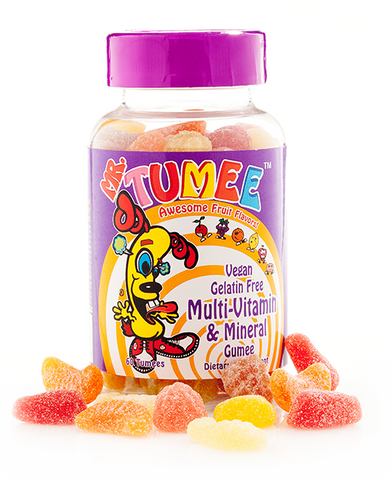 Mr. Tumee™ Multi-Vitamin & Mineral 60 Gumee