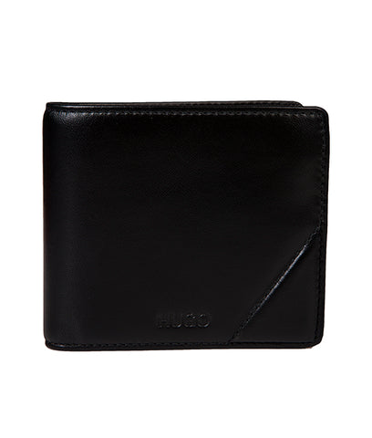 Hugo Boss Leather Wallet - Black