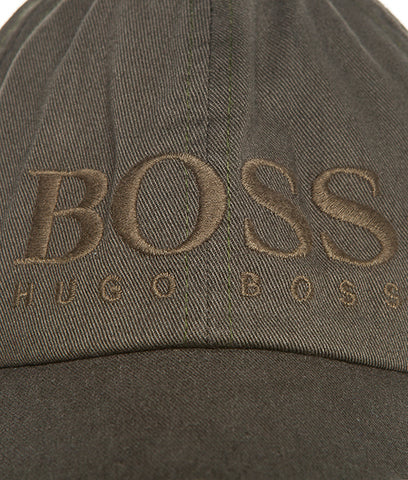HUGO BOSS Fritz Baseball Cap - Military Green