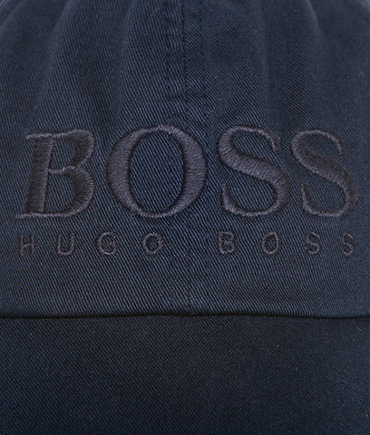 HUGO BOSS Fritz Baseball Cap - Navy