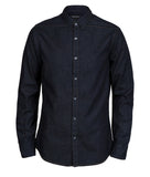 Emporio Armani Denim Shirt - Navy