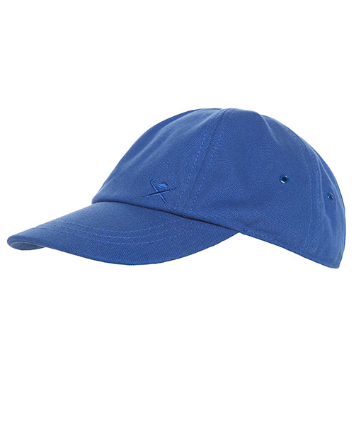 HACKETT Nautical Logo Cap - Navy Blue