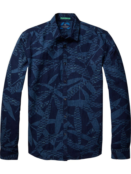 SCOTCH AND SODA Printed shirt - COMBO D