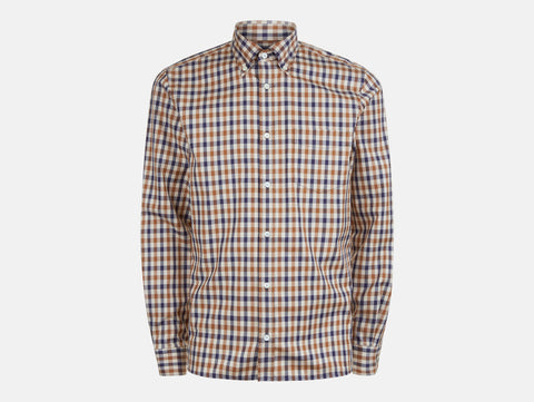 AQUASCUTUM Emsworth shirt - CLUB CHECK