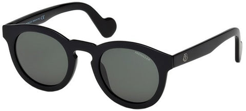 MONCLER ML0007 Sunglasses - BLACK