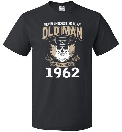 1962 Old Man Birth Year Gift