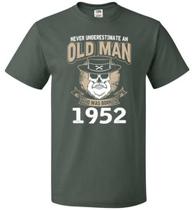 1952 Old Man Birth Year Gift