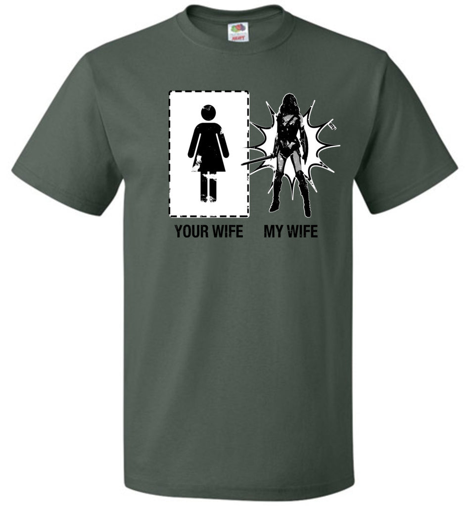 Your Wife My Wife (black text)