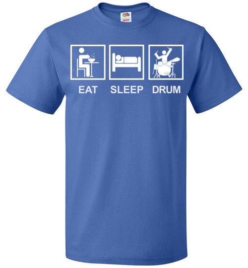 Eat Sleep Drummer