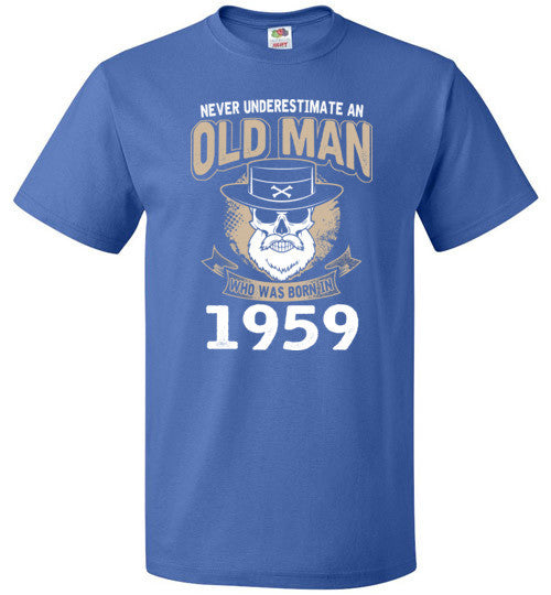 1959 Old Man Birth Year Gift