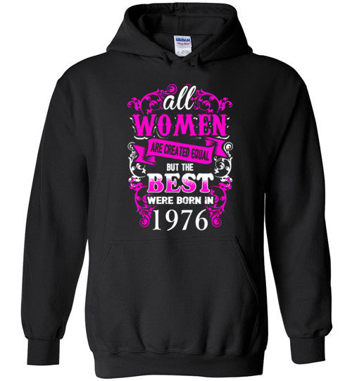 1976 Birthday Shirt for Woman Best One Were Born In 1976