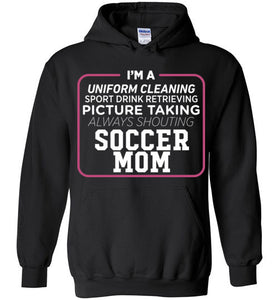 A Proud Soccer Mom Poem