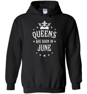 18 Queens are born in June Crown Woman