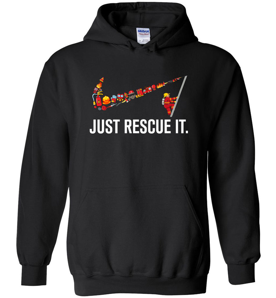 just rescue it pullover