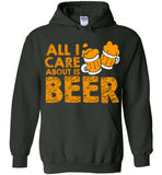 ALL I CARE ABOUT IS BEER