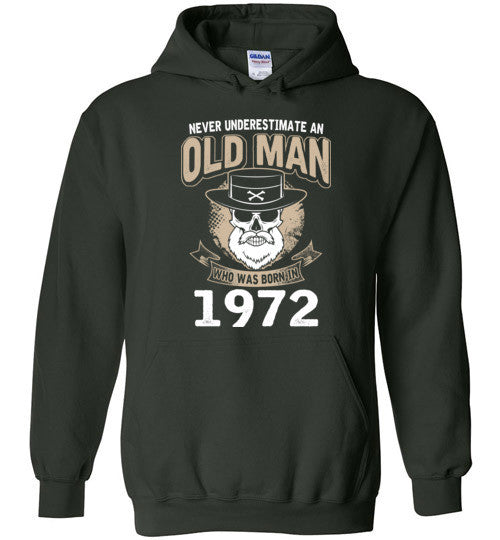 1972 Old Man Birth Year Gift
