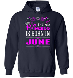 A Little Princess Is Born In June