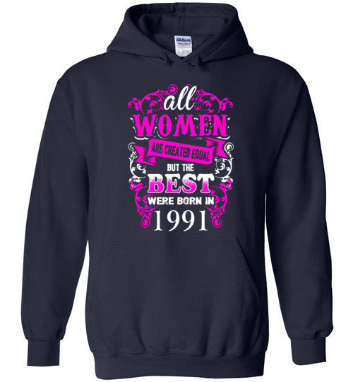 1991 Birthday Shirt for Woman Best One Were Born In 1991