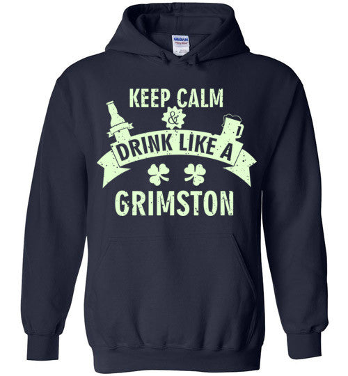 Drink Like Grimstone