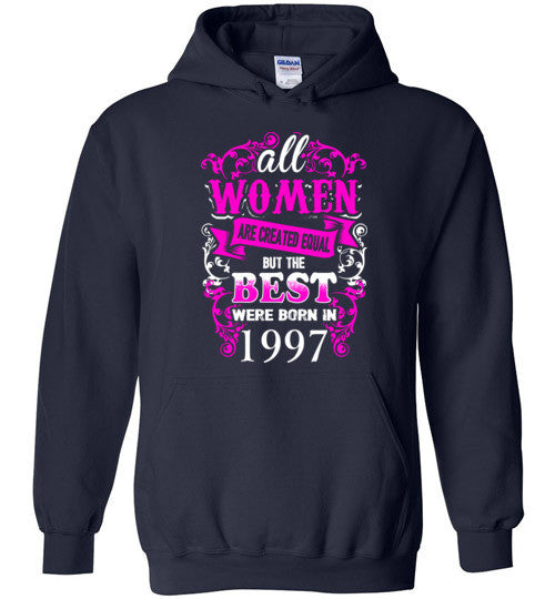 1997 Birthday Shirt for Woman Best One Were Born In 1997