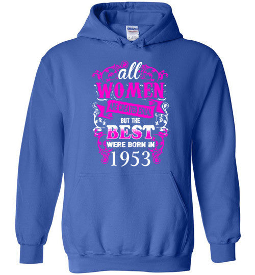 1953 Birthday Shirt for Woman Best One Were Born In 1953