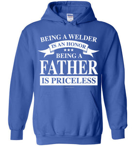 A Welder and Father