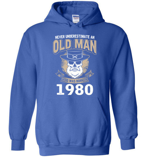 1980 Old Man Birth Year Gift