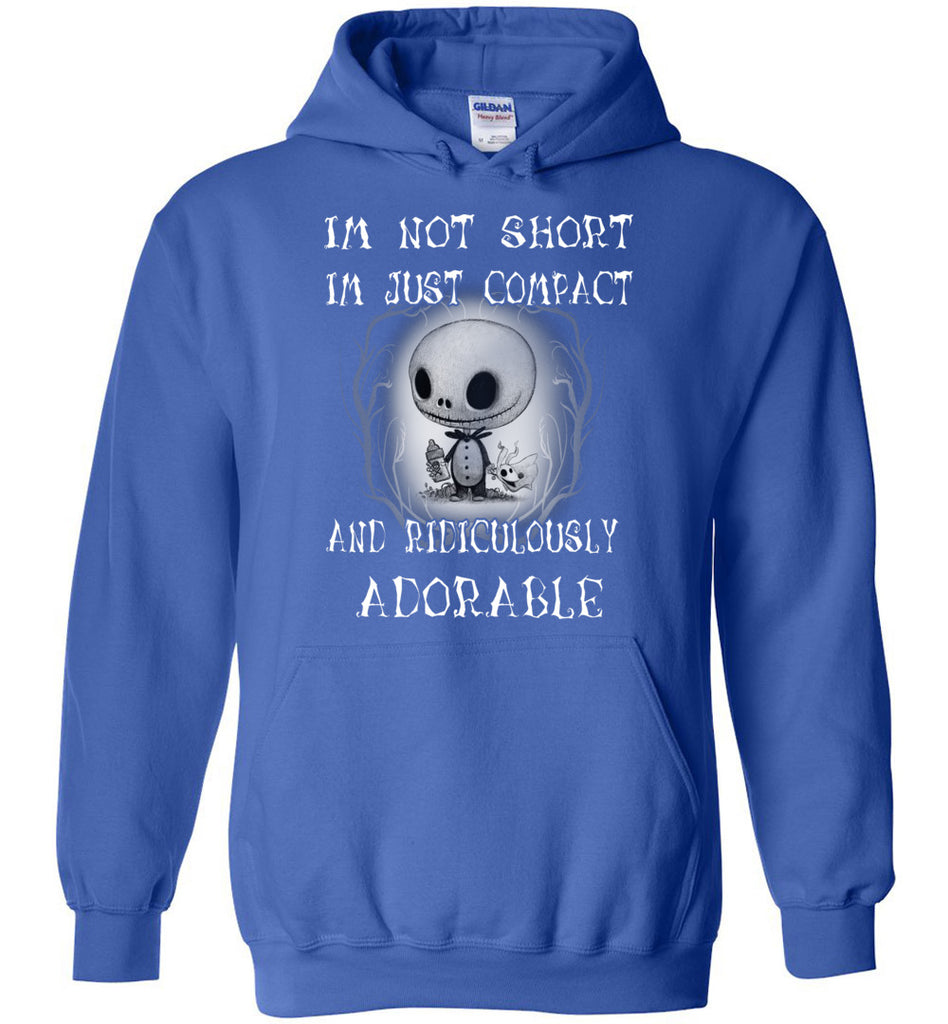 i'm not short i'm just compact and ridiculously adorable hoodie, little jack halloween costume
