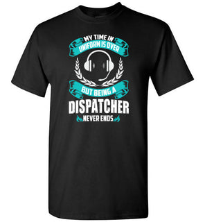 Being A Dispatcher Never Ends