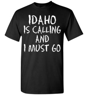 Idaho Is Calling And I Must Go