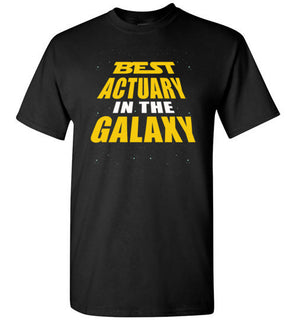 Best Actuary In The Galaxy