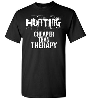 Hunting, Cheaper Than Therapy