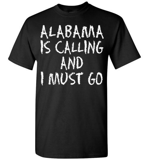Alabama Is Calling And I Must Go