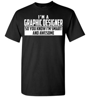 Smart and Awesome Graphic Designer