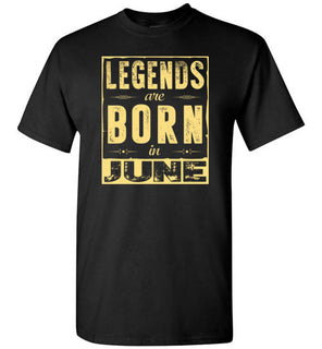 legends are born in june style 2