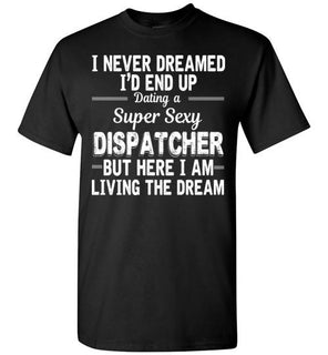 I Never Dreamed I'D End Up Dating A Super Sexy Dispatcher