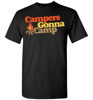 Campers gonna camp