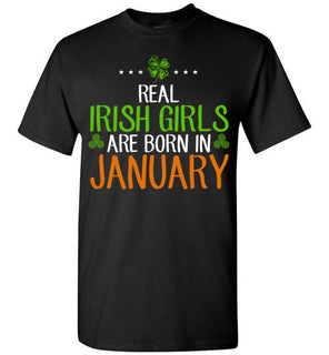 St. Patrick's Day Real Irish Girls Are Born In January