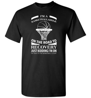 I'm A Basketballaholic On The Road To Recovery