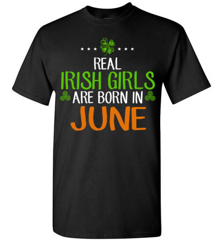 St. Patrick's Day Real Irish Girls Are Born In June