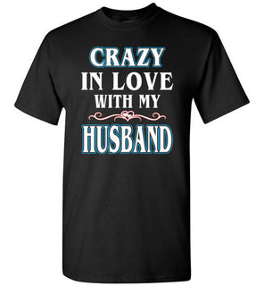 crazy in love with my husband