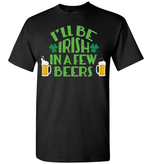 Be Irish in a few Beers