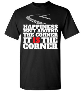 Happiness is the Corner