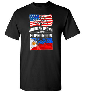 American Grown with Filipino Roots