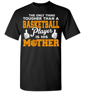 Basketball Player Is His Mother