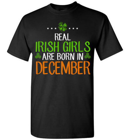 St. Patrick's Day Real Irish Girls Are Born In December