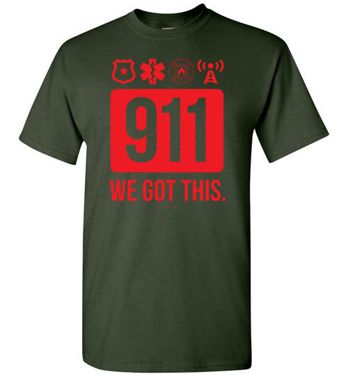911 We Got This
