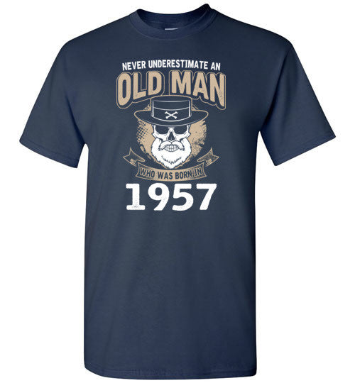1957 Old Man Birth Year Gift